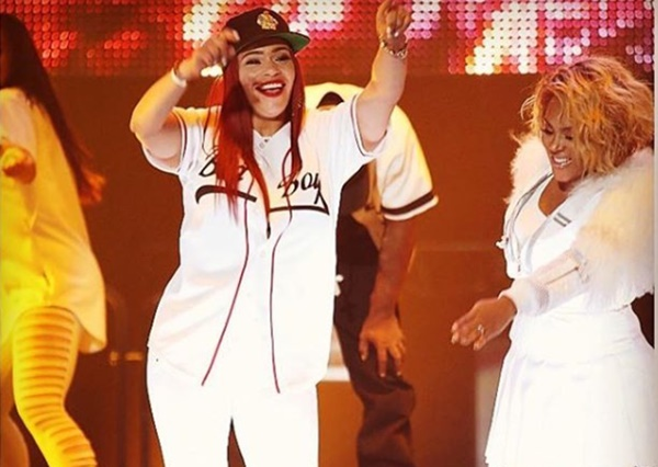 Hold up! Faith Evans Did What to Biggie's Derriere