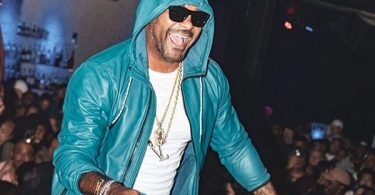 "Rapper Jim Jones Admits He was ""Too High"" On His Birthday"