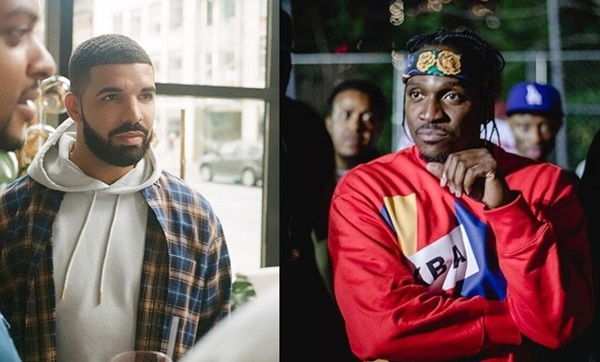 Pusha T DEADS Drake Feud; 50 Cent Dubs G.O.O.D. Winner