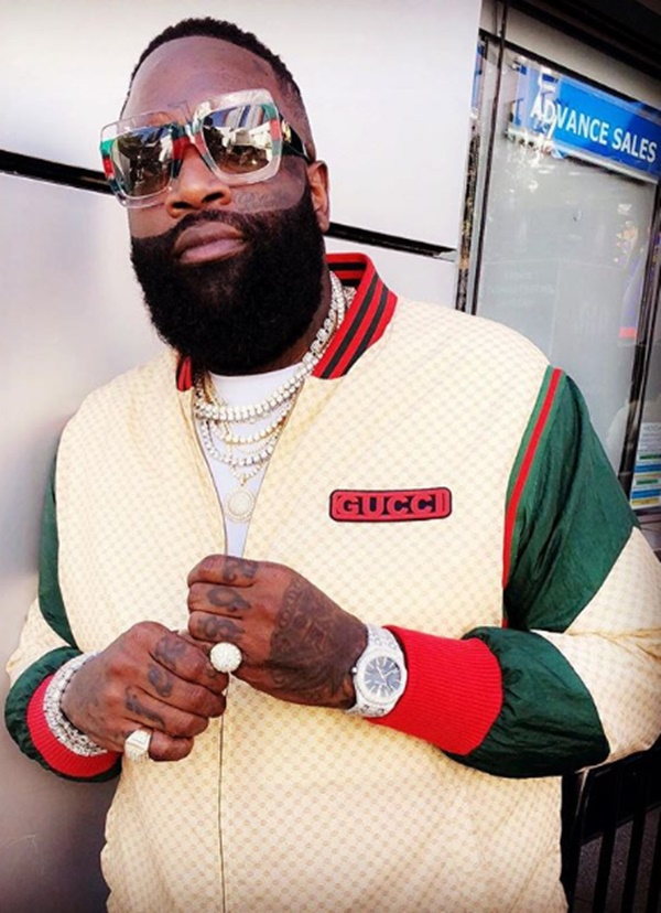 Rick Ross Baby Mama FORCED To Exposes Private E-Mails To Get PAID