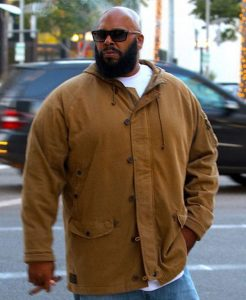 "Chris Brown & Suge Knight Debunk ""Scary Black Men"" Label"