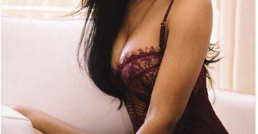 Malika Haqq Grabs OT Genasis Attention with Lingerie Pics