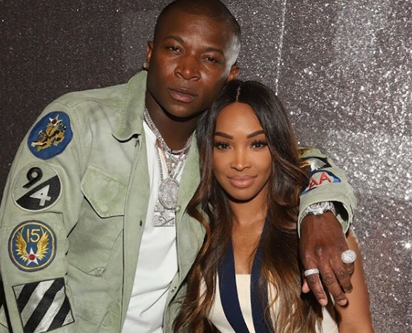 Malika Haqq Grabs OT Genasis Attention with Lingerie Pics