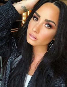 Demi Lovato 'Grateful to Be Alive'