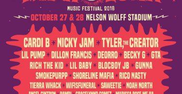 Mala Luna Music Festival: Cardi B + Tyler, The Creator Headline