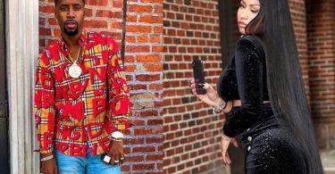 Nicki Minaj Accuses Ex Safaree Samuels of Stealing