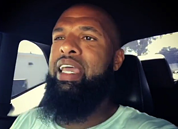 Slim Thug Makes a Backhanded Apology to Ciara's husband Russell Wilson Corny