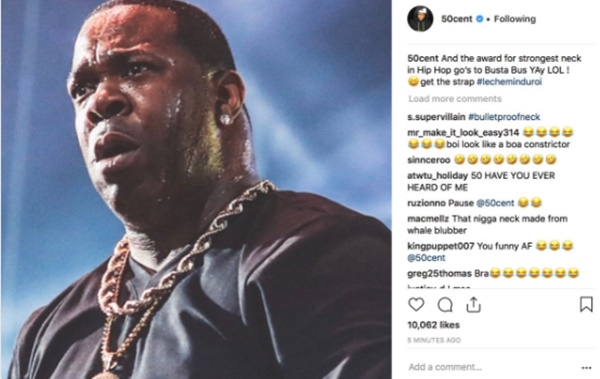 #HIPHOP: Ty Dolla Sign Out on Bail; Casanova WARNS 50 Cent Body Shaming Busta