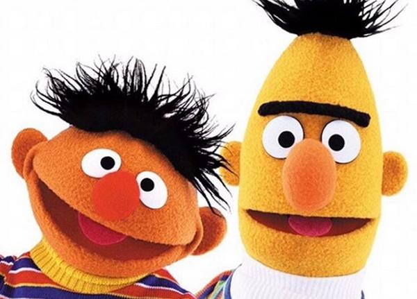 Sesame Street Debunks Bert + Ernie Writer Mark Saltzman Gay Claims