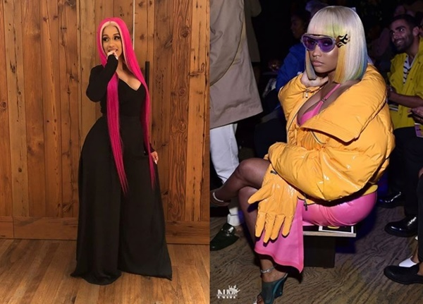 Cardi B + Nicki Minaj Proof White People Right