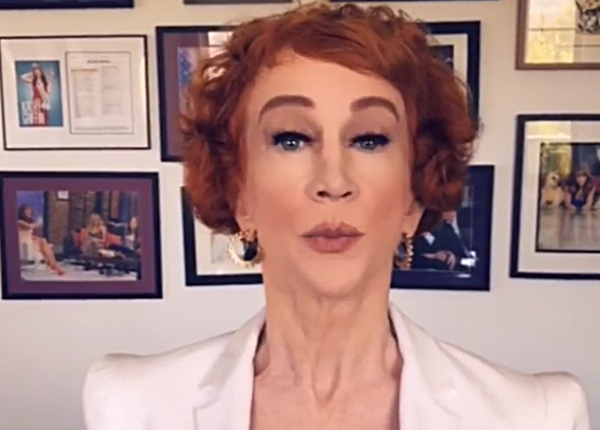 Kathy Griffin Turns Down FOX's Tomi Lahren with F Bombs