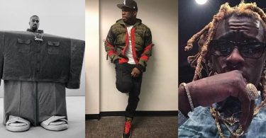 HIPHOP: 50 Cent Troll Safaree; Kanye Has Reporter Removed;