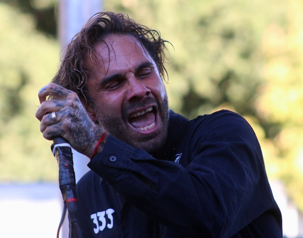 Aftershock 18: The Fever 333 Electrify Festival Goers