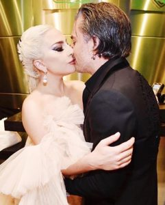 Lady Gaga Christian Carino engagement