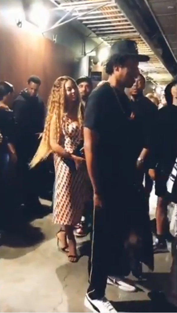 Jay Z + Offset Fight: You Can't Have Beyonce