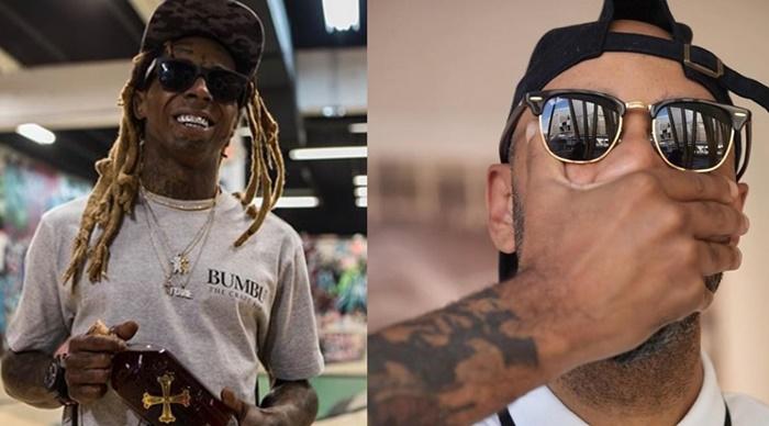 """Lil Wayne & Swizz Beatz Jacked G-Dep's """"Special Delivery"""" for """"Uproar"""""""