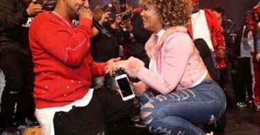 Juelz Santana + Kimbella Engaged #SheSaidYes