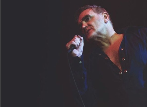 Morrissey Attacked Cuts San Diego Concert Short
