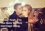Paris Hilton and Chris Zylka SPLITSVILLE