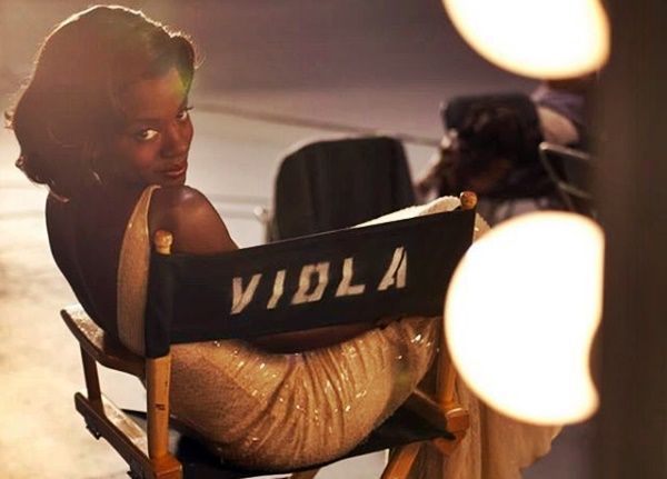 Why Is Viola Davis Criticized For Promoting Interracial Love?