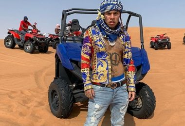 6ix9ine Lawyer Gunning for Release While Jade Hold Thing Down