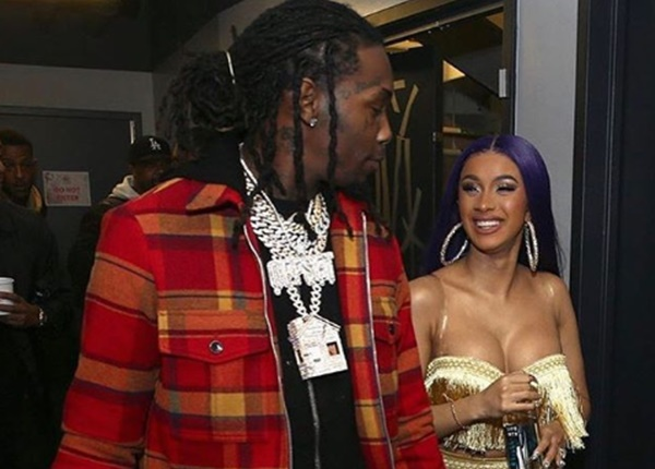 Offset Wants Cardi B Back for Christmas But She's Like