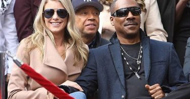 Eddie Murphy Welcomes Tenth Baby with fiancée Paige Butcher