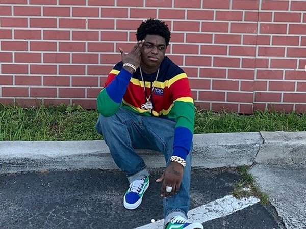 Kodak Black Walks Out of Ebro Sexual Assault Allegations Question #SMH