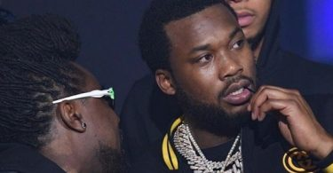 "Meek Mill's MMG Crew Like ""Whaa"" After ""Eating @ss"" Comment"