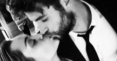 Miley Cyrus + Liam Hemsworth Married