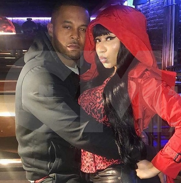 Is Nicki Minaj New Man a Sex Offender