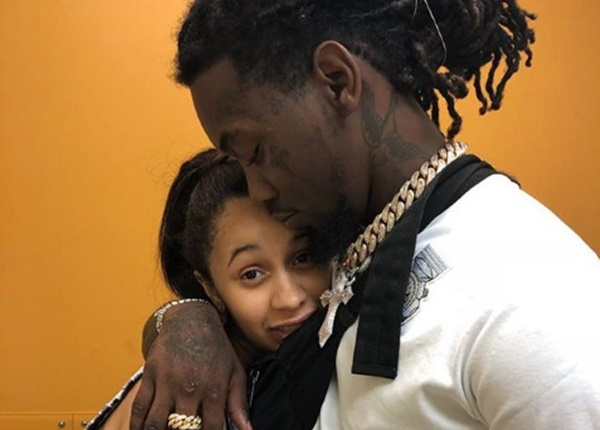 "Cardi B + Offset SPLIT; They ""Grew Out of Love"""