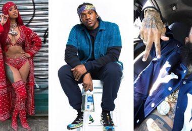 Nicki Minaj Fan RIPS Grammys Over Nipsey Hussle, Pusha T + Mac Miller