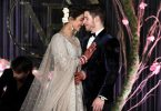 Priyanka Chopra + Nick Jonas Wedding Reception in Delhi