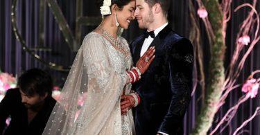 Priyanka Chopra + Nick Jonas Wedding Reception in Delhi