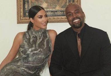 Kim Kardashian West Defends Kanye West Sunday Service