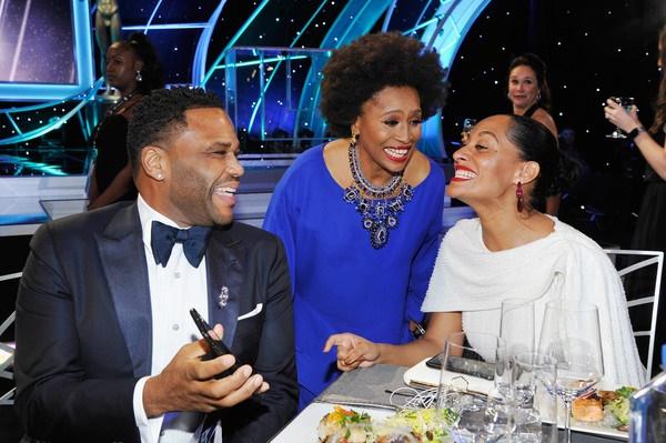Black-ish Stars Feuding Behind The Scenes