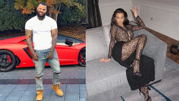 The Game Gets Grimy About Kim Kardashian Sex