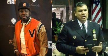 """50 Cent Plans to Sue NYPD Officer Gonzalez For """"Shoot On Sight"""" Threat"""