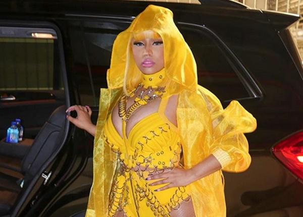 Nicki Minaj Empowered by Boyfriend Kenneth Petty