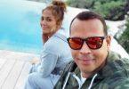 Jennifer Lopez + Alex Rodriguez Engaged