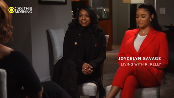 R. Kelly's Girlfriends: Our Parents Wanted Us to Sleep with Him