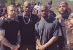 DMX Leads Prayer At Kanye West #SundayService