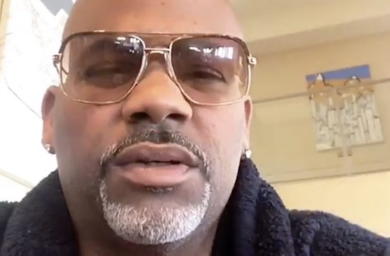 Dame Dash Finally Turns Himself into NYPD