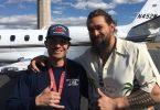 Jason Momoa Safe After Plane Emergency Landing