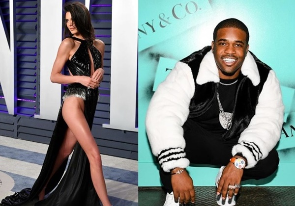 What's up with Kendall Jenner + ASAP Ferg