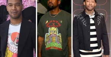 Kanye West; Kid Cudi; Ty Dolla Sign Sued Over 'Kids See Ghosts' Track
