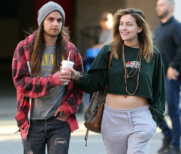 Paris Jackson Spotted with Boyfriend Following Suicide Attempt