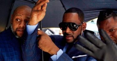 R. Kelly Released After Paying $161K Child Support