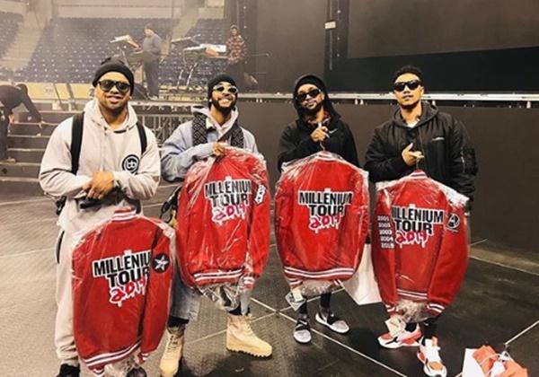 Raz B Fears For Safety on B2K Reunion Tour